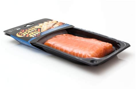 Shelf Of Salmon by Packs Bring Improved Freshness And Shelf 2014 08 26