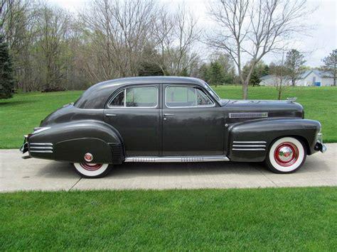 cadillac touring sedan 1941 cadillac 62 series touring sedan for sale 1832160