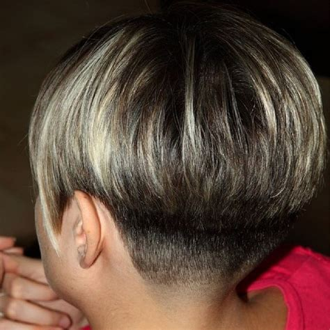 very short wedge haircut pinterest the world s catalog of ideas