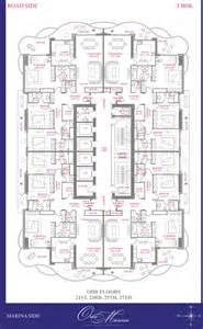 Floor Plan 2 Bedroom Apartment orra marina floorplans dubai properties dubai freehold