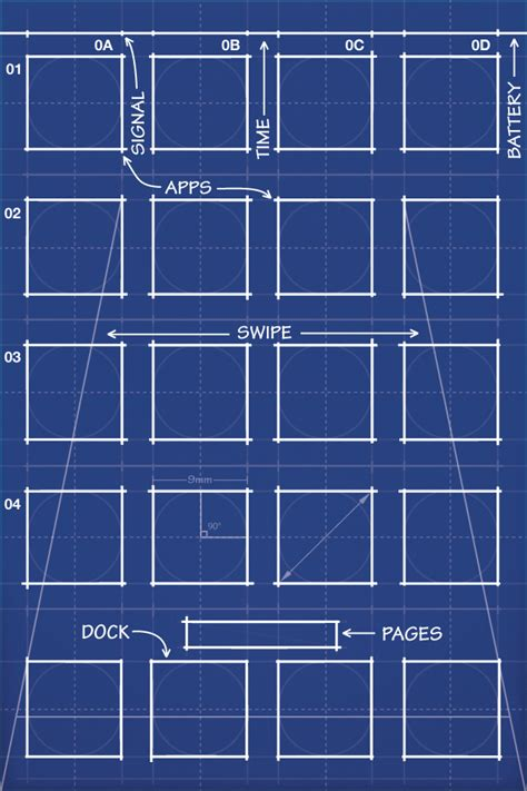 iphone blueprint wallpaper ios 7 iphone 4s blueprint wallpaper retina 640x960 by mrdude42