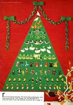 collections of 12 days of christmas door decorating ideas