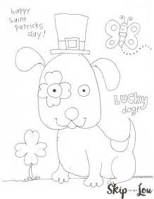 st s day coloring sheet st patricks day coloring page for preschoolers skip to