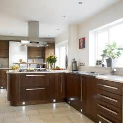 Walnut Kitchen Designs Walnut Kitchen Kitchen Design Decorating Ideas Housetohome Co Uk