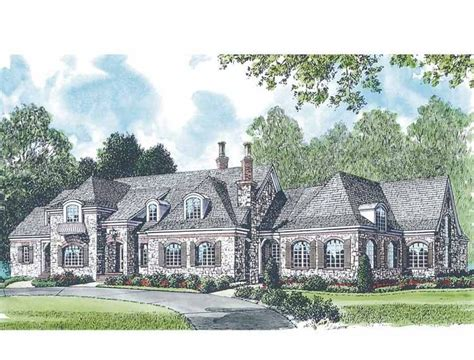 chateau style house plans chateau house plan with 9611 square feet and 5 bedrooms