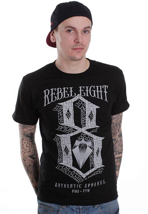Tshirt Rebel8 0 rebel eight 8 t shirt streetwear shop