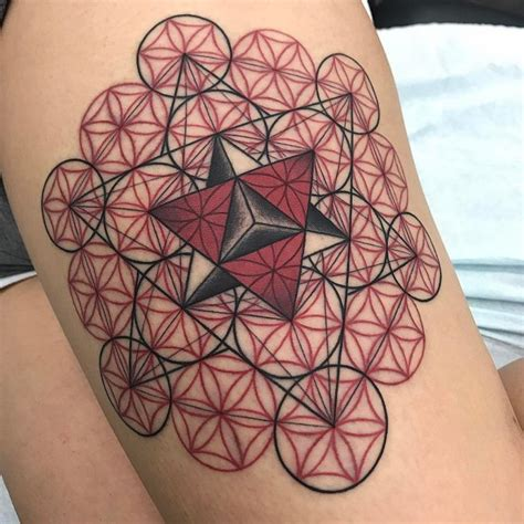 flower of life tattoo 105 cool flower of ideas the geometric