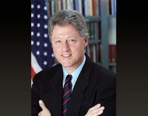 bill clinton presidency william jefferson clinton