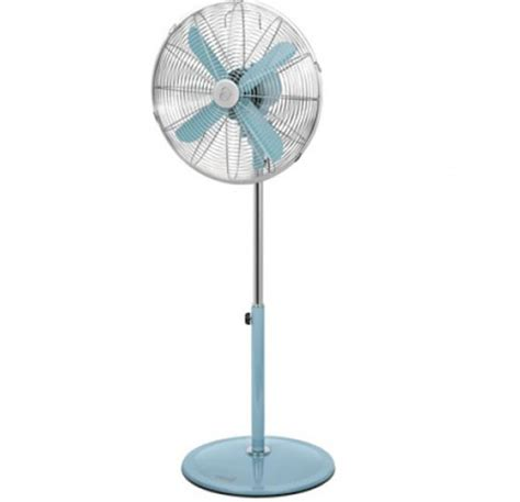 vintage look pedestal fan retro and vintage fans a fresh old look at