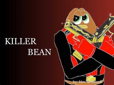 download themes killer bean killer bean wallpaper by mrscromwell on deviantart