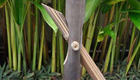 Fabriquer Des Objets En Bambou by Exemples De R 233 Alisations En Bambous Pour Ext 233 Rieur