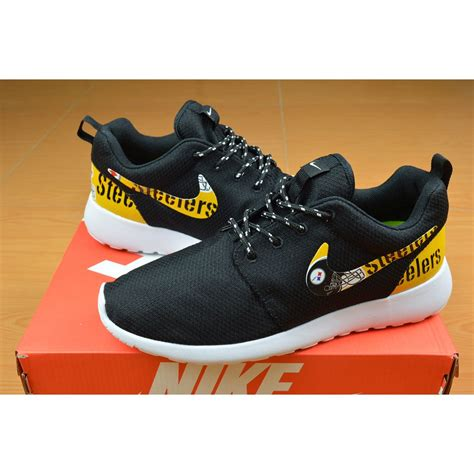 pittsburgh steelers sneakers new release nike roshe run pittsburgh steelers shoes