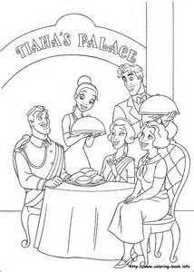 dibujos tiana la princesa el sapo princesas disney