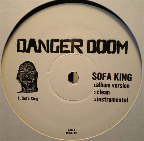Dangerdoom Sofa King Dangerdoom Sofa King Instrumental Home Everydayentropy