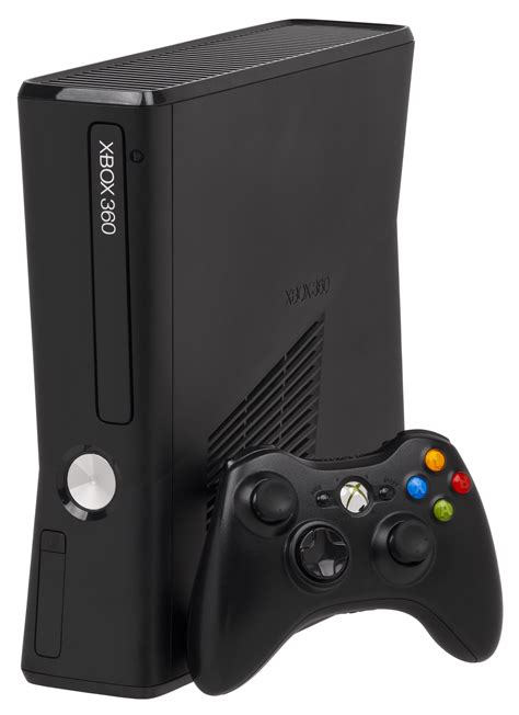 console xbox 360 file xbox 360s console set png wikimedia commons