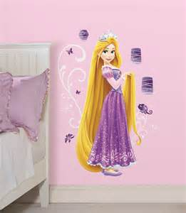 tangled wall stickers rmk2552gm disney princess rapunzel giant wall stickers