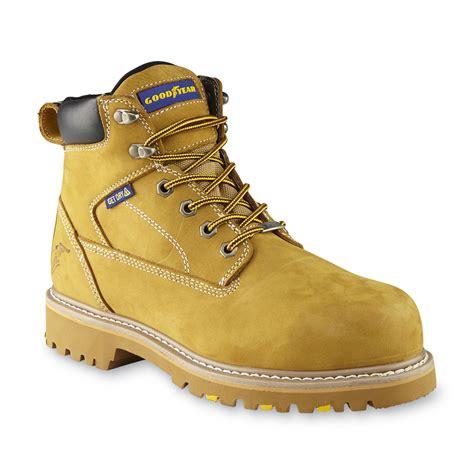 wide width mens work boot kmart