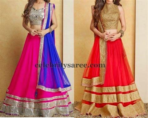 Simple Bordir Blouse simple lehenga designs saree blouse patterns