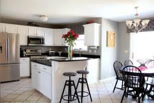 Kitchen With Black And White Cabinets Black And White Kitchen Remodel With Painted Cabinets Construction Home Business