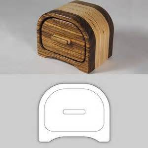 Bandsaw Box Templates by Free Bandsaw Box Patterns Woodworking Projects Plans