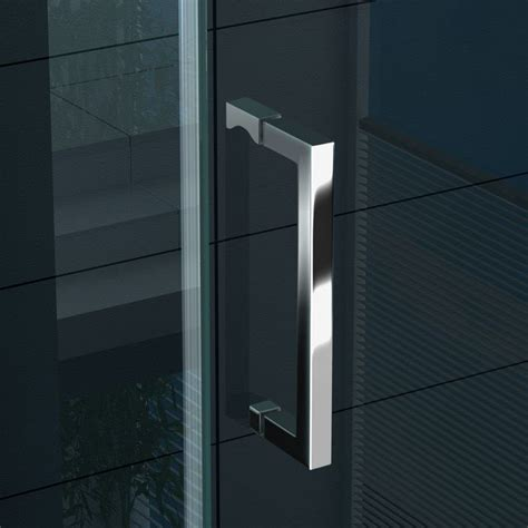 maniglie box doccia box doccia angolare 8mm quadrato rettangolare altezza 190