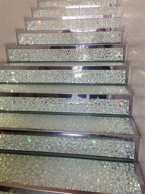 glitter wallpaper stairs 25 best ideas about glitter stairs on pinterest