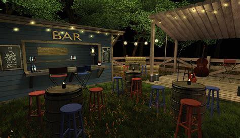 garden bar  camilicious style