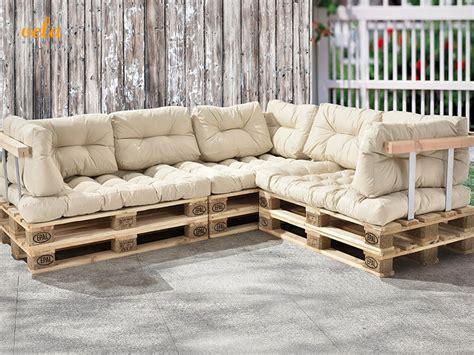 sofas de jardin baratos sof 225 palets exterior terraza y jard 237 n los 8 m 225 s baratos