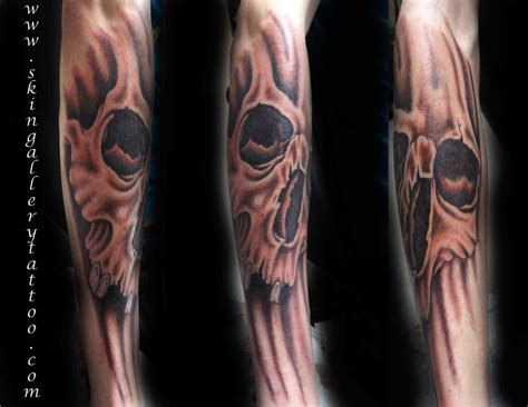 skin gallery tattoo tattoos new custom color