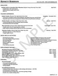 sle resumes career services