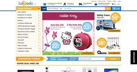 Lazada Indonesia 9 popular e commerce in indonesia 2013 edition