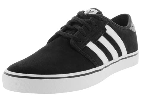 mens black adidas shoes adidas s seeley adidas skate shoes shoes