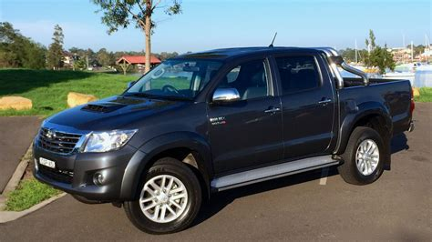 toyota diesel 2014 toyota hilux review 4x4 sr5 diesel dual cab caradvice