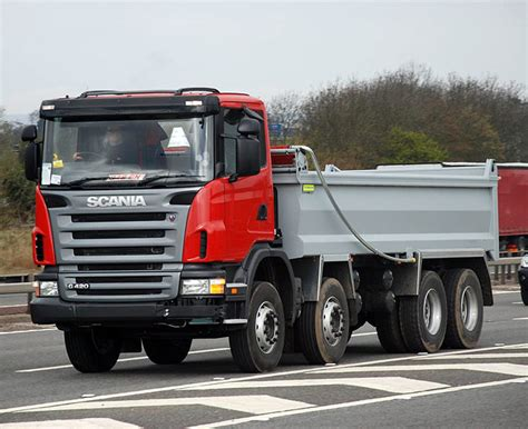 scania g series cab news from lorryspotting