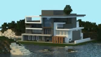 mod hous box modern house minecraft building inc