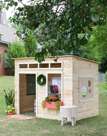 Diy Playhouse Plans by Ana White Indoor Playhouse Featuring Jen Woodhouse Diy