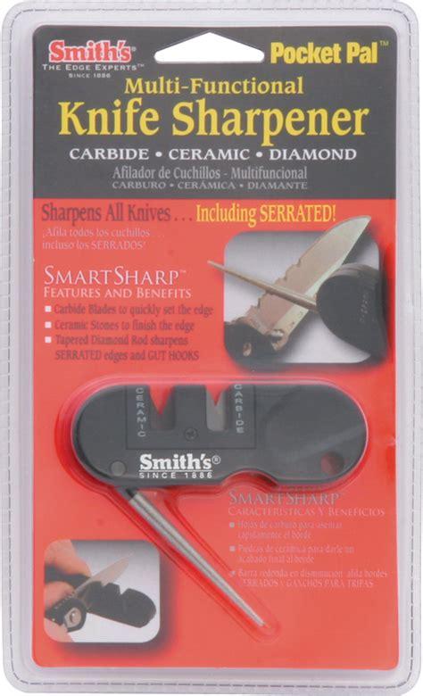 smiths pocket pal smiths pocket pal knife sharpener sharpeners ac134