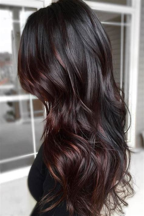 Hombre Hair Color In Your Fifty | best 25 dark hair ideas on pinterest long dark hair