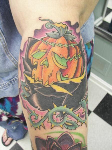 new school pumpkin tattoo pumpkin rose tattoos