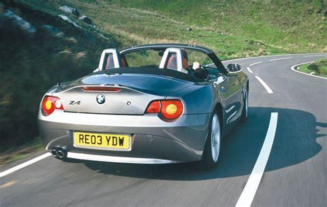2003 bmw z4 reliability bmw z4 roadster review 2003 2008 parkers