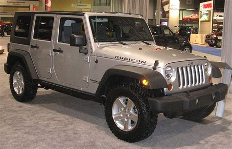 Jeep Wrangler Unlimited History Jeep History Page 2