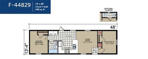 t ranch modular home mobile home ridgecrest single sectional ranch f44829 ridge crest home sales