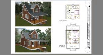 One Bedroom Cabin Plans Bachman Amp Associates Architects Amp Builders Cabin Plans