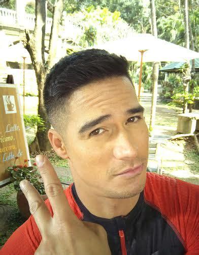 inigo pascual hair style inigo pascual hair style 7 selfies of piolo pascual