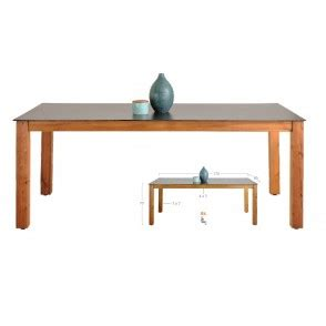 Table Ronde 6 Personnes 368 by Table Jardin