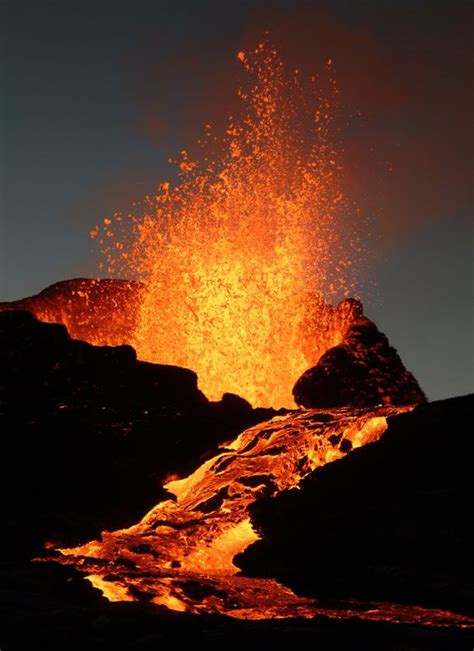 Exploding Lava L by Did You That Geodes Were Formed By Ancient Volcanoes