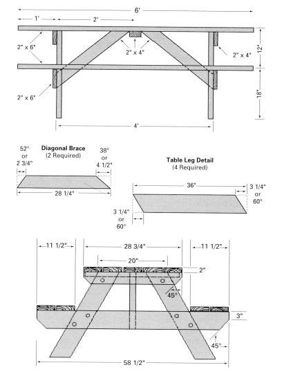 blueprints for a bench free blueprints for picnic tables free picnic table