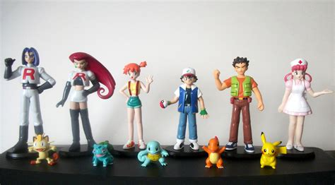 Figure Trainer Takeshi Pcs figures by animexcel on deviantart
