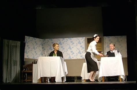 Separate Tables Cast by Proscenium Quot Separate Tables Quot By Terence Rattigan 2012