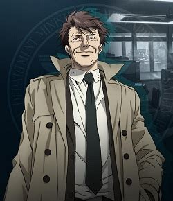 The Psycho From Heroes by Psycho Pass Characters Tv Tropes